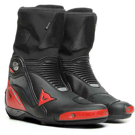 Axial Gtx Boots Black/Lava-Red Dainese