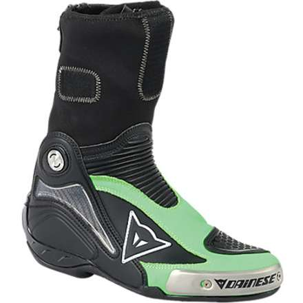 Axial Pro In Boots black-green fluo Dainese