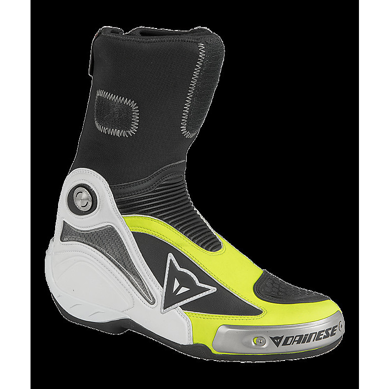 Axial Pro In Boots black-yellow fluo Dainese