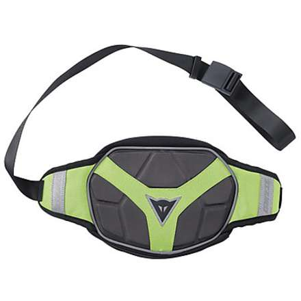 backpack D-EXCHANGE POUCH S black-yellow Dainese