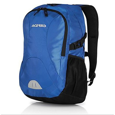 Backpack  Profile 20 lt Blau-Schwarz Acerbis