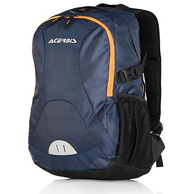 Backpack Profile 20 lt bleu-orange Acerbis