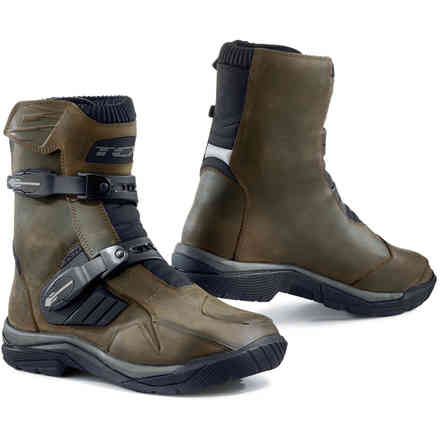 Baja Mid Wp boots brown Tcx