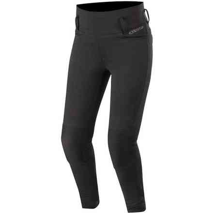 Banshee Women'S Leggings  Long Black Alpinestars