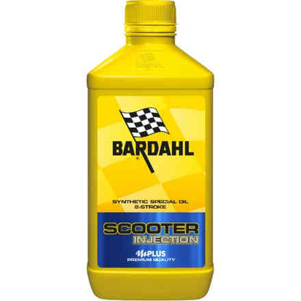 Bardahl Scooter Injection 2T oil BARDHAL