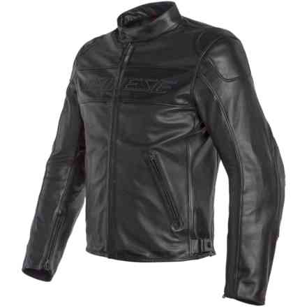 Bardo jacket leather perforated Dainese