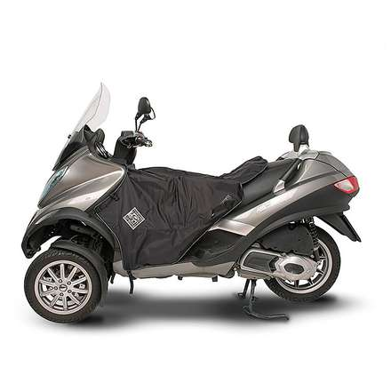 Beinschutz for Piaggio MP3: Touring,  500 S, Hybrid, Business e Gilera Fuoco Tucano urbano