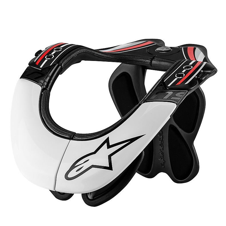 Bionic neck support bns pro neck protection motocross and off-road Alpinestars
