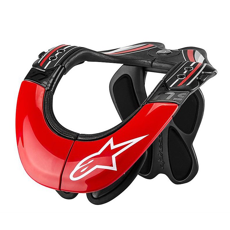 Bionic Tech Carbon Neck Support Nackenschutz Alpinestars
