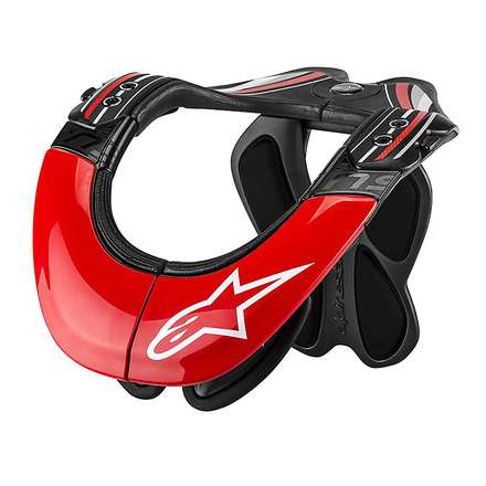 Bionic Tech Carbon Neck Support Protezione Collo Alpinestars