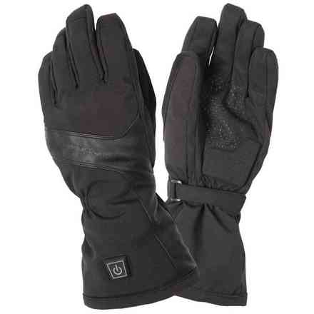 Black Handwarm Gloves Tucano urbano