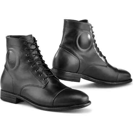 Black Metropolitan Shoes Tcx