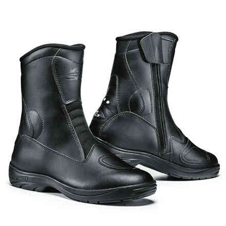Black One Rain Stiefel Sidi
