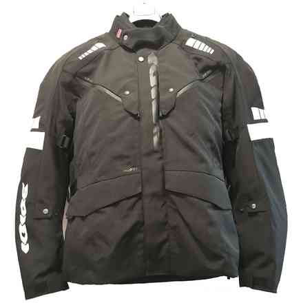 Black Outlander Robust Jacket Spidi