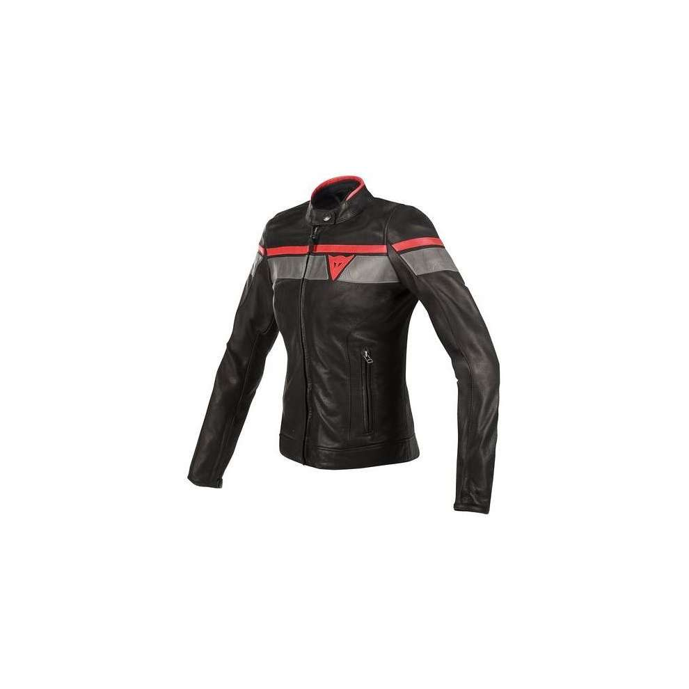 Blackjack leather woman Jacket  Dainese