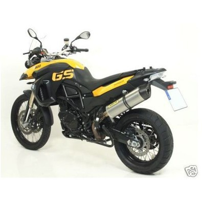 BMW F 800 GS Racing Krümmer Arrow