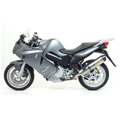 Bmw F 800 S/st '06 '09 Terminale Alluminio Fondello Carby Arrow