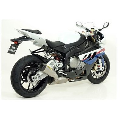 Bmw S 1000 Rr '09 Terminale Works Fondello Carby Arrow