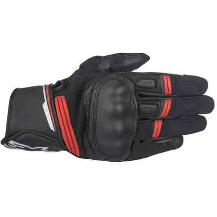 Booster black red Gloves Alpinestars
