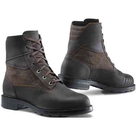 Boots 7302w Rook Wp Brown Tcx
