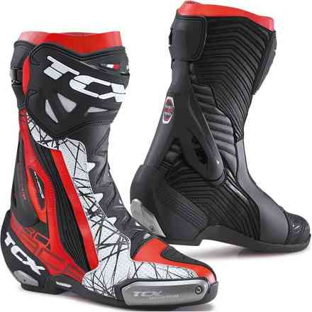 Boots 7652 Rt-Race Pro Air Black-Red-White Tcx