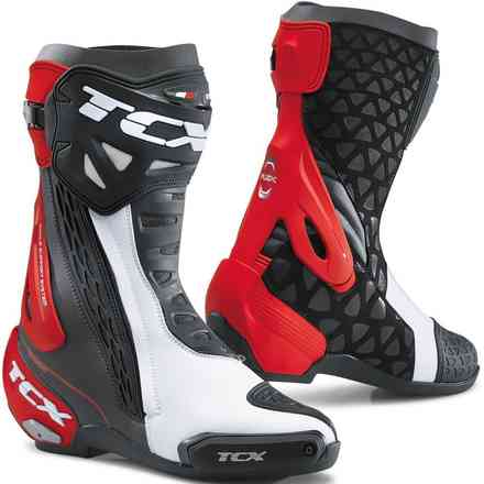 Boots 7655 Rt-Race Black-Red-White Tcx