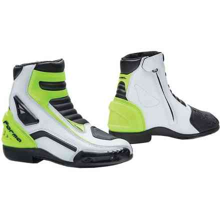 Boots Axel White/Black /Yellow Fluo Forma