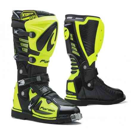 Boots Predator 2.0 Black/Yellow fluo Forma