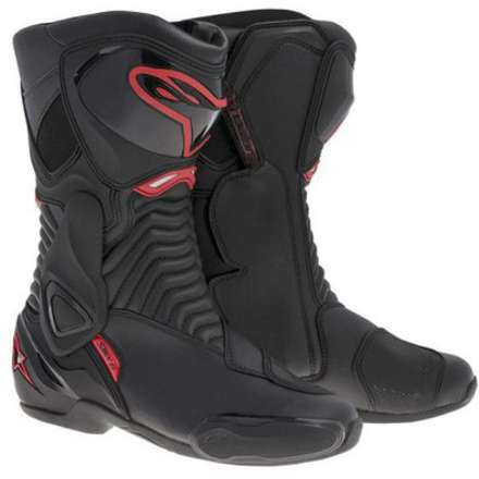 Boots Smx 6 black-red Alpinestars