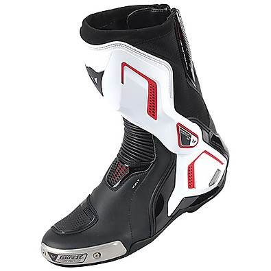 Boots Torque D1 out black-white-red Dainese