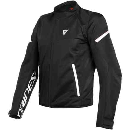Bora Air Tex jacket black white Dainese