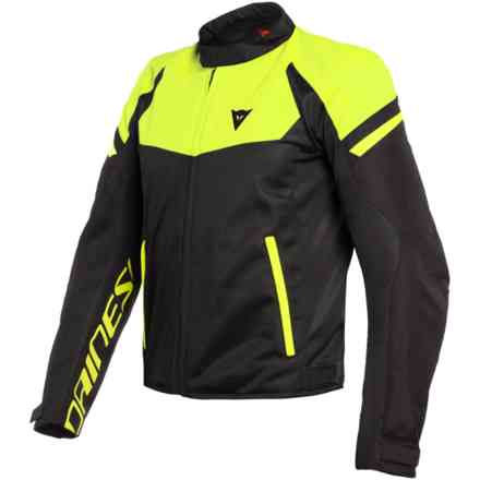 Bora Air Tex jacket black yellow fluo Dainese