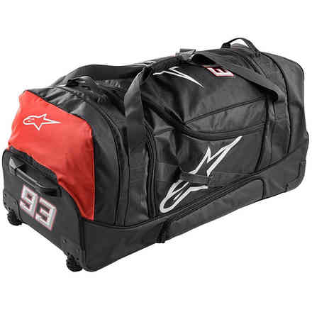 Borsa Mm93 Gear Bag Nero Rosso Alpinestars
