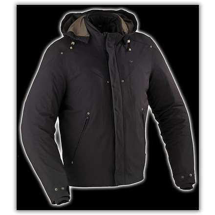 Boston  Black   Jacket Ixon