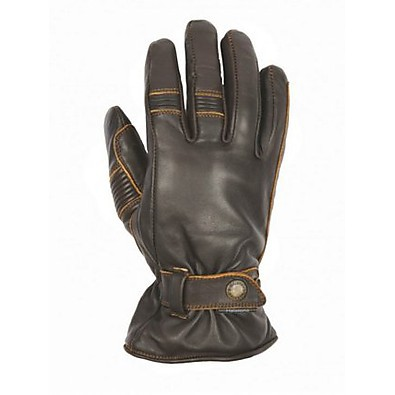 Boston Gloves Brown Helstons