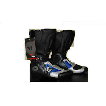Bottes Axial Out gris-bleu Dainese
