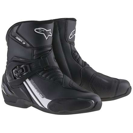 Bottes S-mx3 black-graphic new Alpinestars
