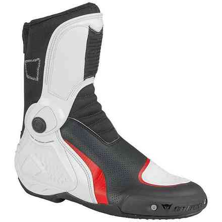 Bottes Tr-Course In Air noir blanc rouge Dainese