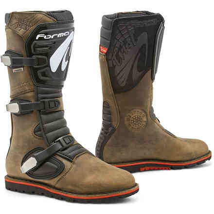 Boulder Dry boots brown Forma