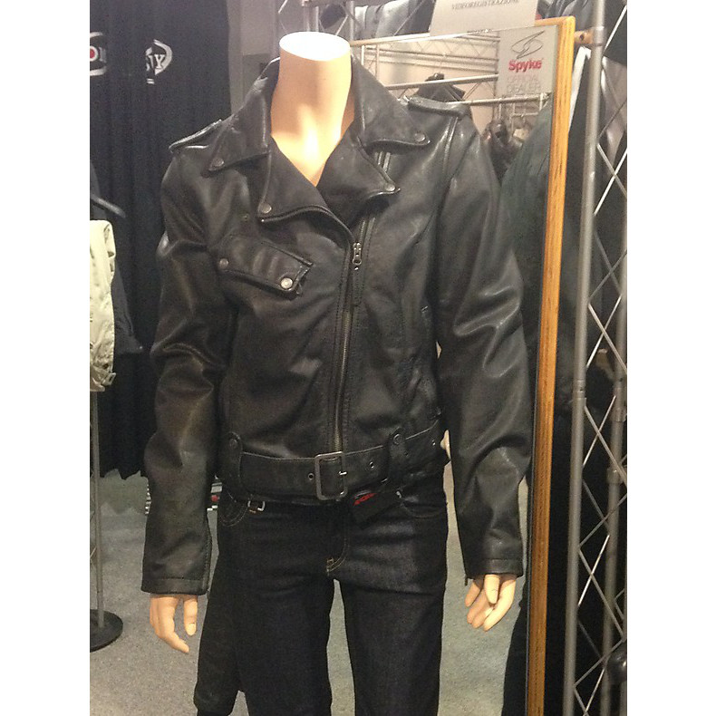 Bournemouth Vintage Woman Jacket Belstaff
