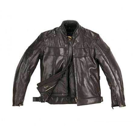 Box leather Jacket Helstons