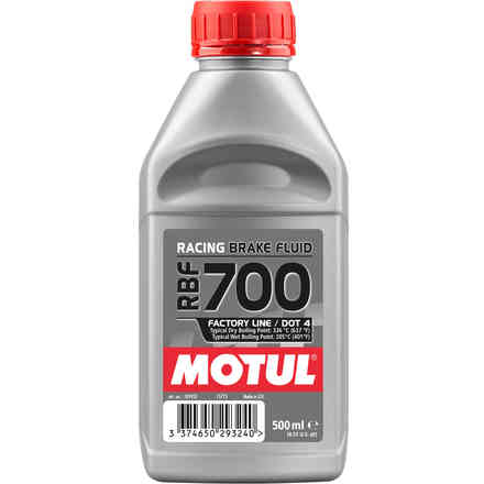 Brake Oil Rbf 700 Factoty Line Motul