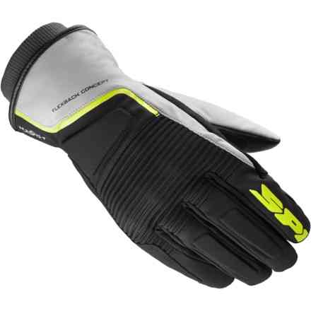 Breeze gloves H2Out  black grey Spidi