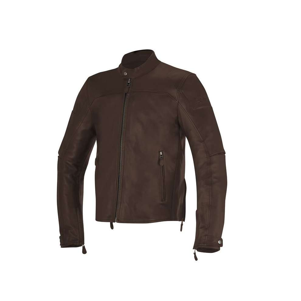 Brera  brown Jacket Alpinestars