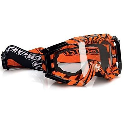 Brille Off-road Orange Scorpion