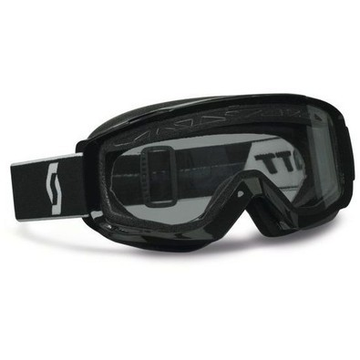 Brille Split Otg Enduro Schwarz Scott