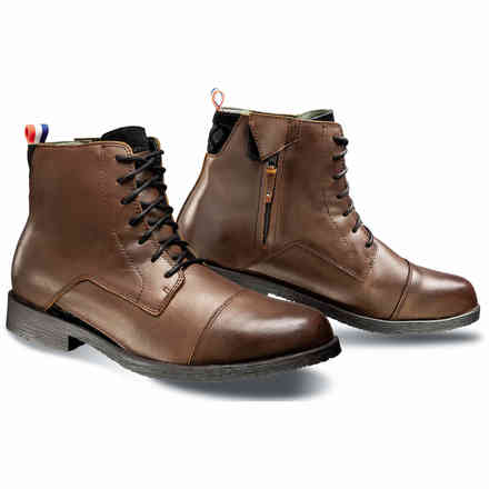 Brown Greenwich Stiefel Ixon