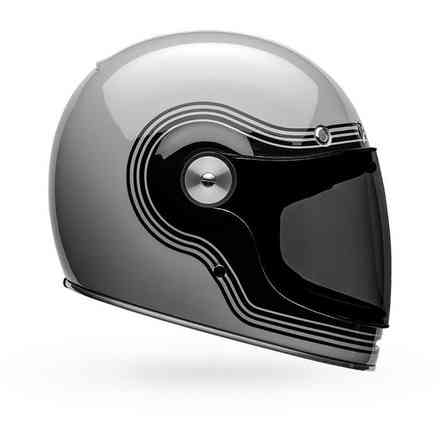 Bullitt Flow Helmet Grey black Bell