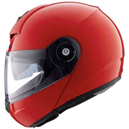 C3 Pro Racing Red helmet Schuberth