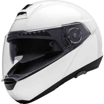 C4 White Helmet Schuberth